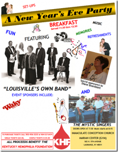 Louisvilles Own Band With The Mystic Singers And Diane Bramblett